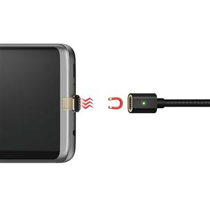 Магнитный провод USB to USB-C, Hama / 1 m