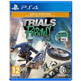 Игра для PlayStation 4, Trials Rising Gold Edition