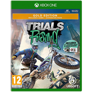 Xbox One mäng Trials Rising Gold Edition