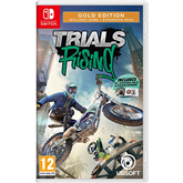 Игра для Nintendo Switch, Trials Rising Gold Edition