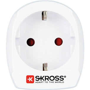 Travel adapter EUR -- Australia Skross