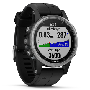 GPS watch Garmin FENIX 5S Plus Sapphire