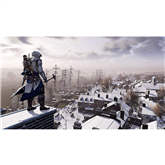 PS4 mäng Assassins Creed III + Liberation Remastered