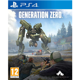 Игра для PlayStation 4, Generation Zero