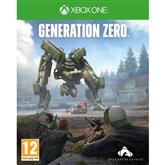 Xbox One mäng Generation Zero (eeltellimisel)