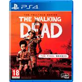PS4 mäng The Walking Dead: The Final Season