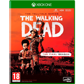 Xbox One mäng The Walking Dead: The Final Season