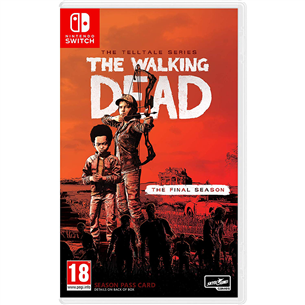 Switch mäng The Walking Dead: The Final Season