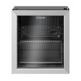 Витринный холодильник, Bomann / высота: 51 см