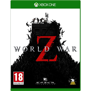 Xbox One mäng World War Z