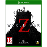 Xbox One game World War Z