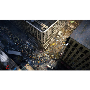 Игра для Xbox One, World War Z