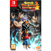 Switch mäng Super DragonBall Heroes World Mission