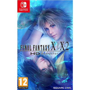 Switch mäng Final Fantasy X / X-2 HD Remaster