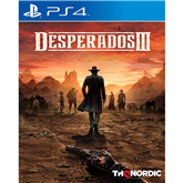 Игра для PlayStation 4, Desperados III
