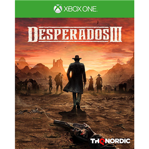 Xbox One game Desperados III (pre-order)