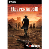 PC game Desperados III