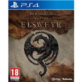 PS4 game Elder Scrolls Online: Elsweyr