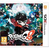 3DS mäng Persona Q2: New Cinema Labyrinth