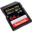 SDXC mälukaart SanDisk Extreme PRO (64 GB)