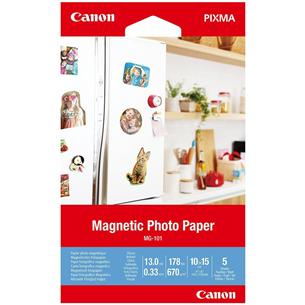 Magnetiline fotopaber Canon MG-101 (4x6, 5 lehte)