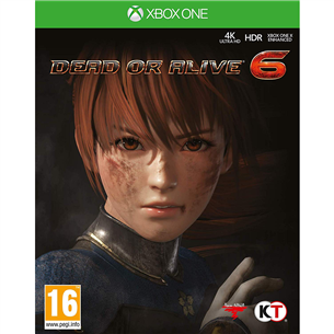 Xbox One mäng Dead or Alive 6