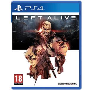 PS4 mäng Left Alive