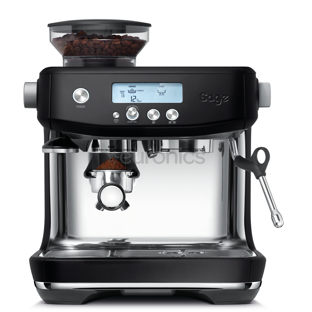 Espresso Machine Sage The Barista Pro Ses878btr