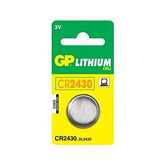 Battery CR2430C1, GP (3 V)
