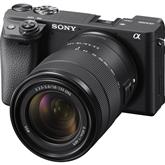 Hübriidkaamera Sony α6400 + objektiiv 18-135mm