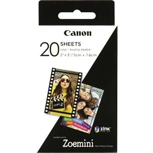 Photo paper Canon ZINK PAPER ZP-2030 (20 sheets) 3214C002