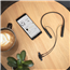 Noise cancelling wireless earphones Sony WI-C600N