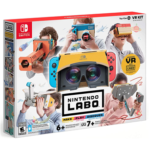 Switch tarvik Nintendo LABO VR Kit