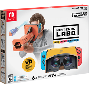 Switch tarvik Nintendo LABO VR Starter Kit