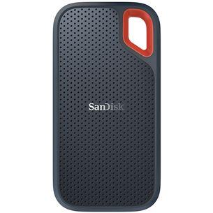 SSD жёсткий диск Extreme Portable, SanDisk / 500 ГБ SDSSDE60-500G-G25
