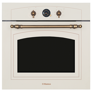 Интегрируемый духовой шкаф, Hansa / объём: 62 л
