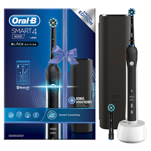 Electric toothbrush Braun Oral-B Smart 4500