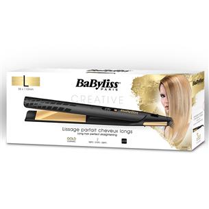 Щипцы для выпрямления волос Babyliss
