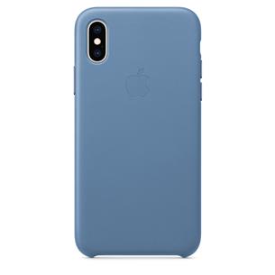 iPhone XS nahast ümbris Apple