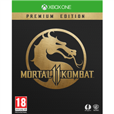 Игра для Xbox One Mortal Kombat 11 Premium Edition