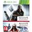 Xbox 360 mängud Assassins Creed: Brotherhood + Revelations