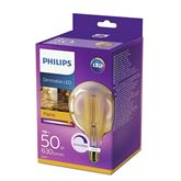 LED лампа E27, Philips / 50W