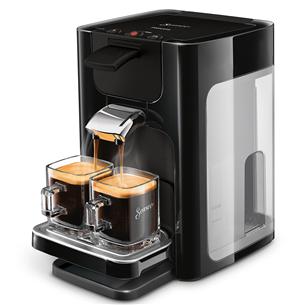 Coffee pod machine Philips Senseo Quadrante