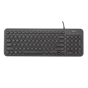 Keyboard Trust Muto Silent (EST)
