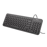 Keyboard Trust Muto Silent (RUS)