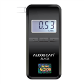 Breathalyzer Alcoscan Black