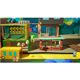 Switch mäng Yoshis Crafted World