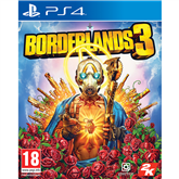 PS4 mäng Borderlands 3