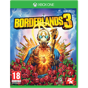 Xbox One game Borderlands 3