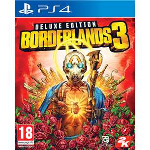 Игра Borderlands 3 Deluxe Edition для PlayStation 4 PS4BO3SE